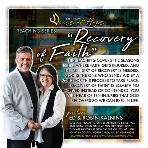 Recovering Faith
